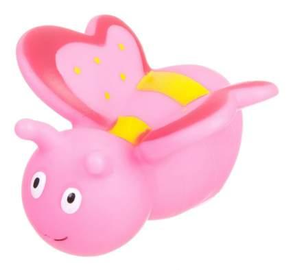 Игр. наб. для купания с брызгалкой, Bondibon бабочка, божья коровка, звезда, лейка