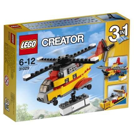Конструктор LEGO Creator Грузовой вертолет (31029)