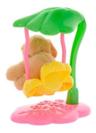 Мягкая игрушка Beanzees B32021 плюшевая Собачка на качелях
