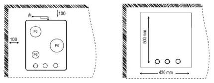 Встраиваемая варочная панель газовая Zigmund & Shtain GN 58.451 Black
