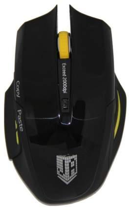 Беспроводная мышь Jet.A Comfort OM-U54G Black