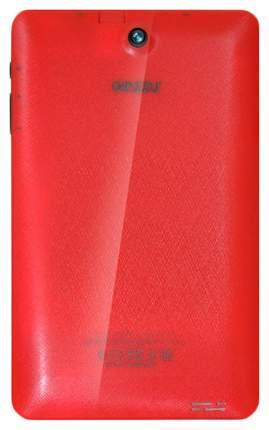 Планшет Ginzzu GT-7040 Red