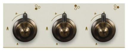 Встраиваемая варочная панель газовая Simfer H45V35O512 Beige