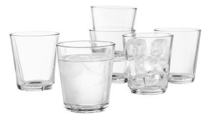 Набор стаканов EVA SOLO 250 мл 6шт