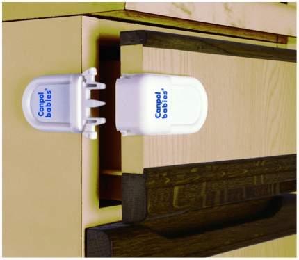 Замок для ящиков Canpol babies 10/821 Белый