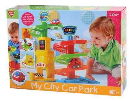 Парковки и гаражи PlayGo Парковка