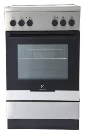 Электрическая плита Electrolux EKC95010MX Silver