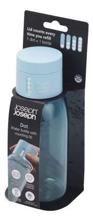 Бутылка для воды Joseph Joseph dot 400 мл бирюзовая