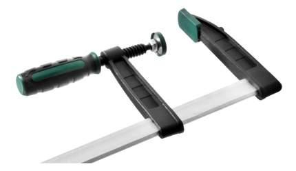 "Струбцина KRAFTOOL ""EXPERT"", тип ""F"", DIN 5117, двухкомпонентная ручка, 120х800мм"