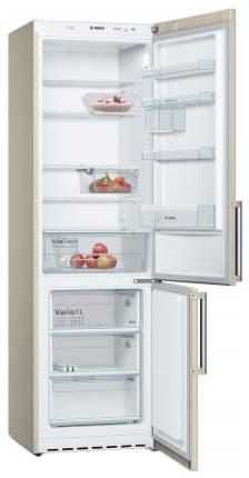 Холодильник Bosch KGE39XK2OR Beige