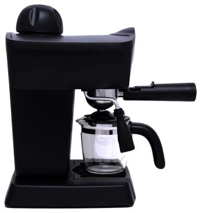 Рожковая кофеварка Kitfort КТ-706 Black