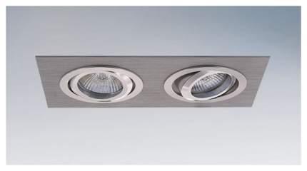 Встраиваемый светильник Lightstar Singo 011602