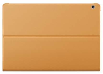 """Чехол Huawei Flip Cover для Huawei Mediapad M3 Lite 10"""" Brown"""