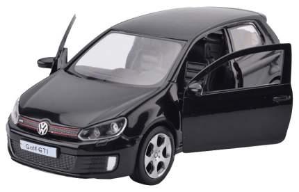 Коллекционная модель машина металлическая Rmz City 1:43 Vw Golf Gti