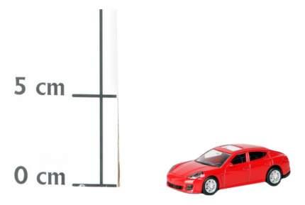 Коллекционная модель Porsche Panamera Turbo RMZ City 344018 1:64