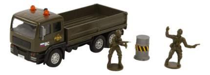 Машина военная Пламенный мотор Армейский грузовик