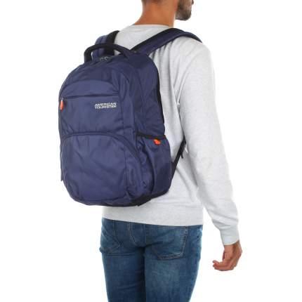 Рюкзак American Tourister Urban Groove синий 26 л