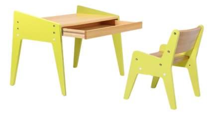 Парта детская FunDesk Omino green