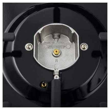 Встраиваемая варочная панель газовая MAUNFELD CGHE.64.3EB/G Black