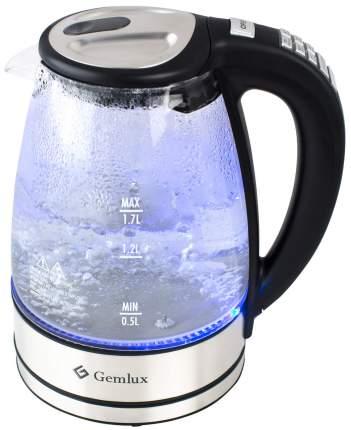 Чайник электрический Gemlux GL-EK-9219G Black/Silver