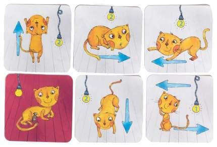 Семейная настольная игра Простые правила Кошки-мышки