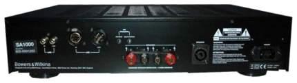 Усилитель мощности B&W SA 1000 MK2 Black