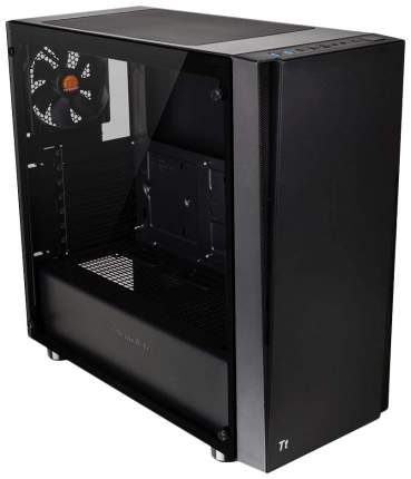 Компьютерный корпус Thermaltake Versa J21 TG без БП (CA-1K1-00M1WN-00) black