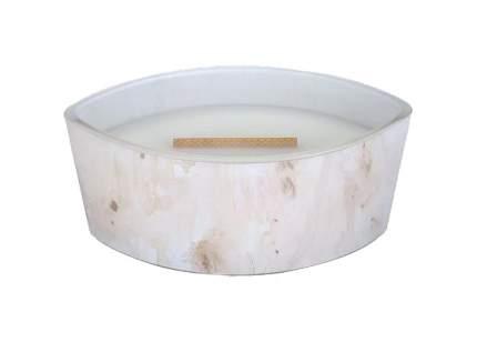 Ароматическая свеча WoodWick Ванильная соль 513148 Бежевый