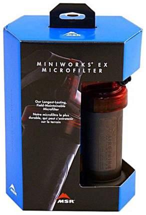 Туристический фильтр для воды MSR MiniWorks
