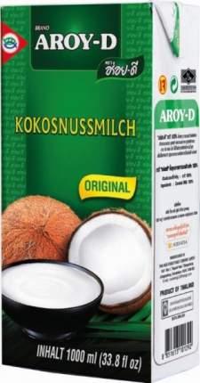 Кокосовое молоко Aroy-D жирность 17-19% 1 л