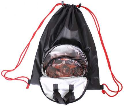 Мешок-рюкзак на самокат и велосипед Y-Scoo RT Череп