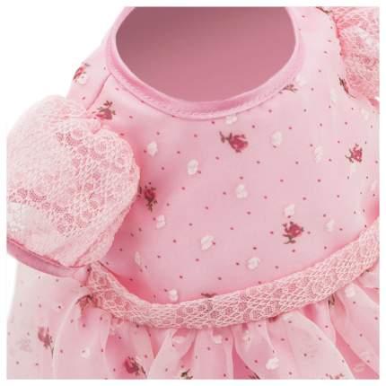 Мягкая игрушка Orange Toys Медведь девочка Milk Розовый Мусс 25 см
