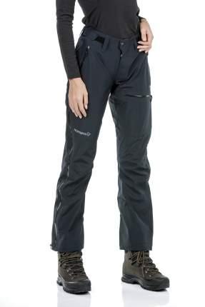 Спортивные брюки Norrona Falketing Gore-Tex, caviar, XS INT