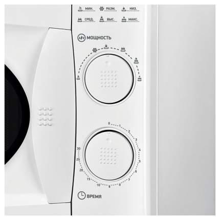 Микроволновая печь соло BBK 20MWS-803M/W white/black