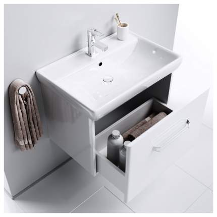 Тумба для ванной Aqwella Neo,01,08/1 без раковины