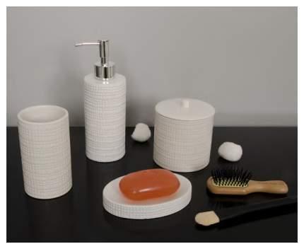 Стакан для зубных щеток Spirella Venise керамика Белый