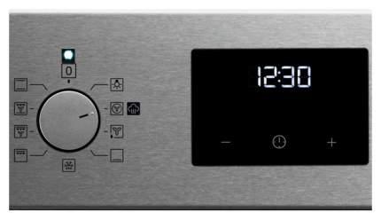 Встраиваемый электрический духовой шкаф Electrolux OED3H50TX Silver/Black