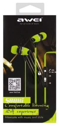 Наушники Awei S88Hi Yellow
