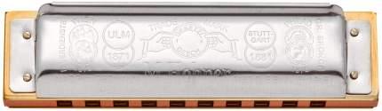 Губная гармоника диатоническая HOHNER Marine Band 1896/20 Bb натуральный минор