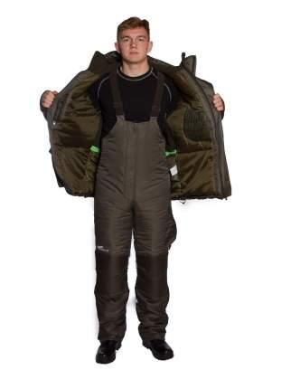Зимний костюм для охоты и рыбалки KATRAN Вустер, хаки, 60-62 RU, 182-188 см
