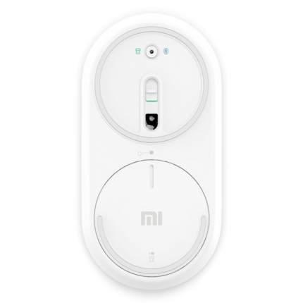 Беспроводная мышь Xiaomi Mi Portable Mouse XMSB02MW Silver (HLK4007GL)