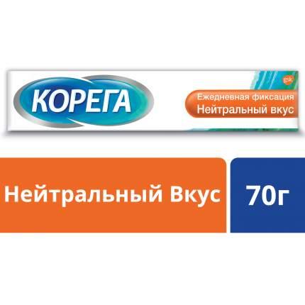 Крем для фиксации зубных протезов Corega ежедневная защита 20г