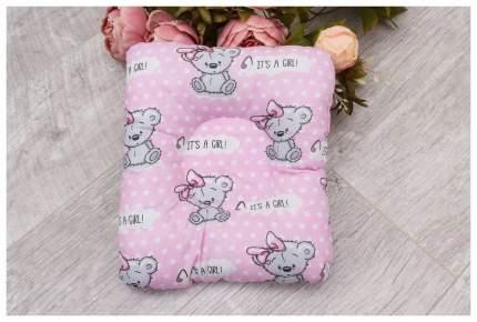 Подушка для кормления и сна AmaroBaby Baby Joy Girl AMARO-40BJ-GI