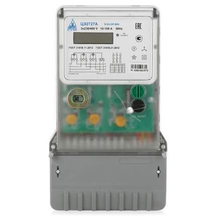 Счетчик электроэнергии Пзип ЦЭ2727A.S.E4. OP.10/100A B04 3*230/400В, 36103