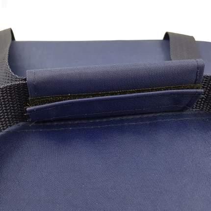 Сумка дорожная для ручной клади Pobedabags Премиум синий 36 х 30 х 27