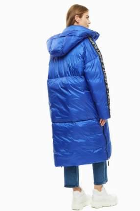 Пуховик женский Odri 19210106-1 синий XS