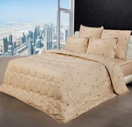 """Одеяло 1.5-спальное, """"Verossa"""" верблюжья шерсть, классическое, 140х205см"""