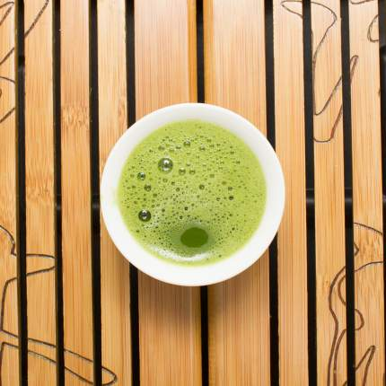 Чай матча зеленый 101 Чай японский токусен 40 г