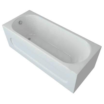Акриловая ванна Aquatek OBR180-0000008 пустая без фронтального экрана
