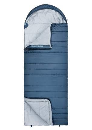 Спальный мешок Trek Planet Bristol Comfort синий, левый